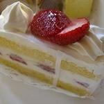 22805844 - イチゴのショートケーキ