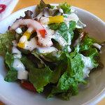 ラペスカ - 料理写真:サラダ