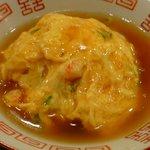 中華男 - 天津飯 380円