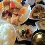 はる - 日替わり定食 650円
