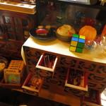 門前茶屋おもろ庵 - パズルは150種あります。