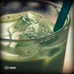 タリーズコーヒー - 2013.6 宇治抹茶ラテ