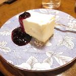 22813669 - レアチーズケーキ