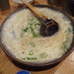 22814075 - ちゃんぽん麺投入!