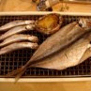 産地直送の魚を好きな調理法で!