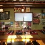 おおぎ家 - 座敷テーブル