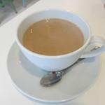 レクト サンド カフェ - カフェオレ