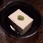和風ダイニング天空 - 料理写真:定番☆濃厚チーズ豆腐。