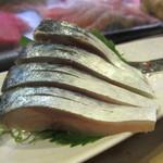 富久鮨 - しめ鯖