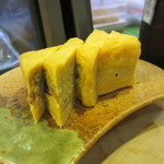 富久鮨 - 出汁巻き卵
