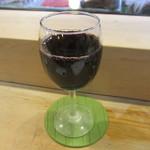 富久鮨 - 赤ワイン