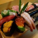 おけさ寿司 -
