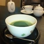 珈琲家あさぬま - 抹茶