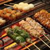 いぶし串銀 坊 - 料理写真:朝挽きの赤鶏を仕入れ、一本ずつ手串で仕込む『串焼き』