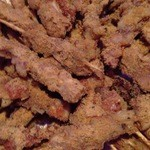 エコ ロロニョン - 「スクヤ」 チキンの串焼きトーゴスパイス
