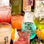 九炉馬 - 【種類豊富なドリンク類】ビールはプレモル490円!ハイボール18種、梅酒・果実酒10種!