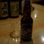 ちゅうしんの蔵 - 熱海ビール 650円