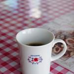 ウエダ - ドリンクバーのコーヒー