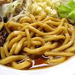 ラブメン楽々 - 麺とスープ