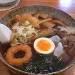 カントリーキッチン アン - 鮭醤油ラーメン