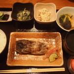22820629 - 焼き魚御膳