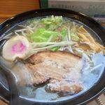 麺 和華 - 野菜ラーメン塩 750円