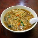 中華料理 玉 - 料理写真:もやしそば550円