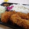 とんかつ新宿さぼてん - 料理写真:カキフライ&エビフライ