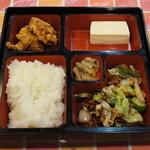 中華料理 興貴 - ホイコーロ定食