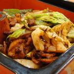 中華料理 興貴 - ホイコーロ