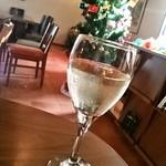 Cafe Palette - 白ワイン