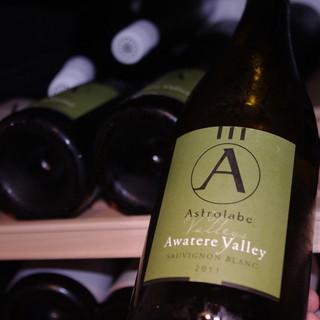 100%ニュージーランドワインのお店です!