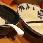 麺屋 すずらん - 完食完汁!