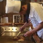 ステーキハウスひのき - 内観写真:予想外に美味しいハンバーグランチだった。