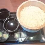丸亀製麺 - 釜揚げうどん(特・2玉)¥280(特別価格・通常¥480)