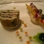 Restaurant Le premier - 料理写真:ディナーコースの一例