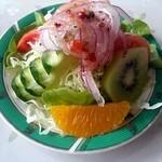野いちご - サラダ
