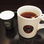 タリーズコーヒー - T's Teaオリジナル
