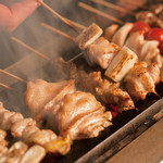 鶏鬨 - こだわりの炭火七輪焼鳥
