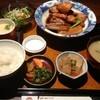 水とり - 料理写真:あら炊き定食  1000円