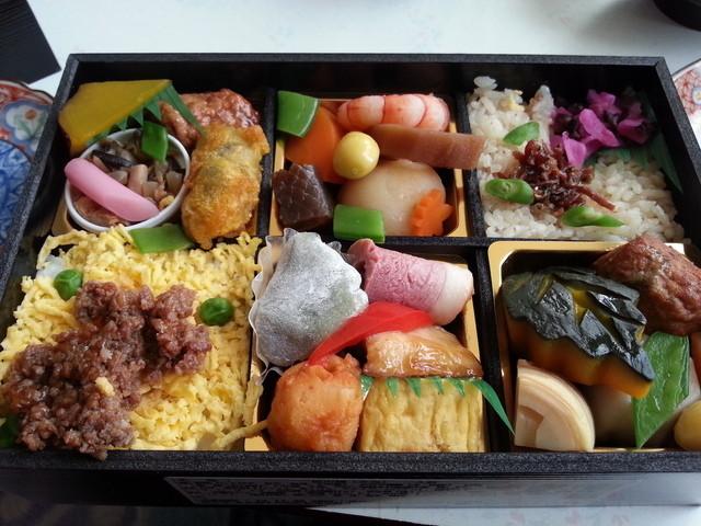 なだ万厨房 そごう横浜店 - 匠の膳 2100円 2013年秋