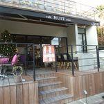 カフェユイットヤマテ - cafe HUIT yamate(カフェユイットヤマテ)(県庁前)