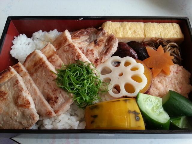 幻董庵 そごう横浜店 - 大和豚醤油麹弁当