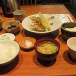 ぐあん - 天ぷら定食(1,000円)