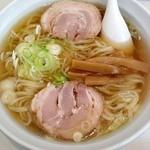 麺屋かねき - 料理写真:ラーメン 2013年11月