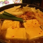 22840082 - 豆腐チゲ鍋