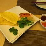 タイ国料理 チャイタレー - 生春巻き