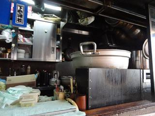 やきとり 上野文楽 - おおきな もつ鍋