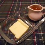 22844131 - バター&はちみつ