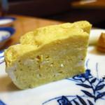 浜昇 - お通しの玉子焼き